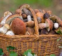Co zrobić z grzybów? Suflet z grzybami - pomysł na obiad