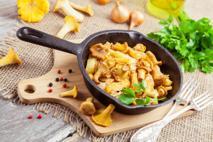 Kotlety mielone z grzybów - łatwy przepis na smakowite kotlety