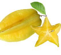 Karambola: jak jeść karambolę, czyli owoc gwiaździsty?