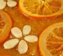 Mazurek z masą pomarańczowo-jabłkową [wielkanocne ciasta]