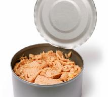 Rolada z tuńczykiem - przepis na danie z tuńczykiem z puszki