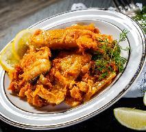 Ryba po grecku - przepis według Magdy Gessler [WIDEO]