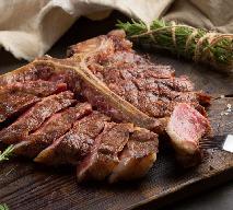Pikantne steki wołowe z kością