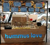 Hummus Love, nowy punkt na gastronomicznej mapie Warszawy