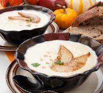 Niecodzienna zupa gruszkowo-pietruszkowa