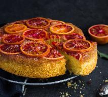 Bezglutenowe ciasto pomarańczowe z polenty wg Jamiego Olivera