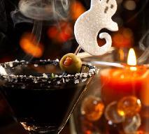Błotny poncz - upiorny napój na Halloween