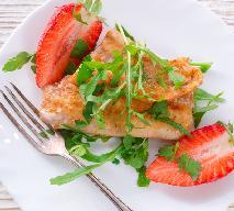 Dorsz z truskawkami: oryginalny sposób na rybę