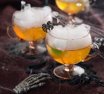 Dymiące martini na Halloween - jak zrobić?