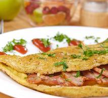 Przepis na omlet z krabami - frittata al granchio