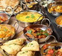 Warzywa po hindusku z garam masala: przepis na obiad wege