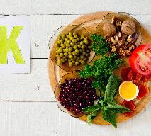 Witamina K - w jakich produktach spożywczych znajduje się witamina K?