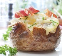 Ziemniaki faszerowane po podhalańsku - farsz z boczku i kapusty kiszonej [przepis]