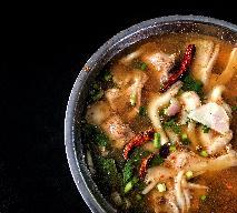 Zupa warmińska: przepis na zupę grzybową