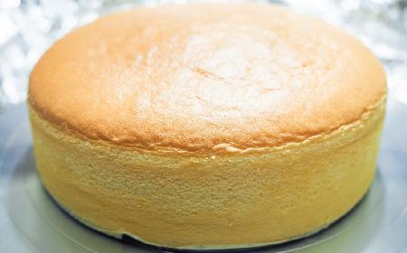 Biszkopt ziemniaczany - puszyste ciasto z ziemniaków