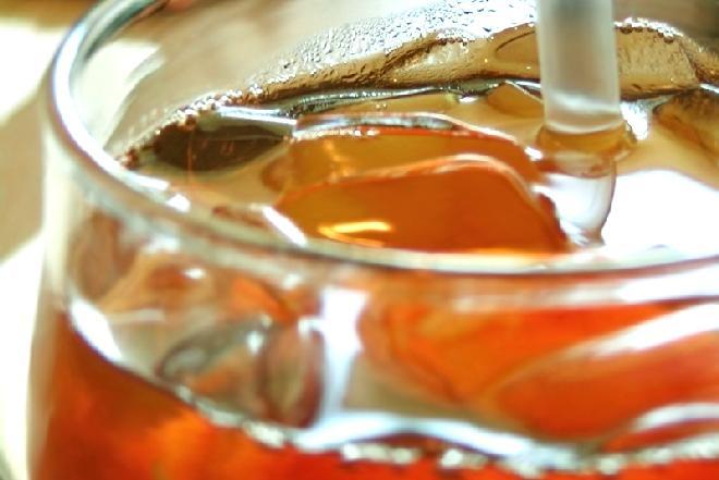 Cold brew - herbata na zimno
