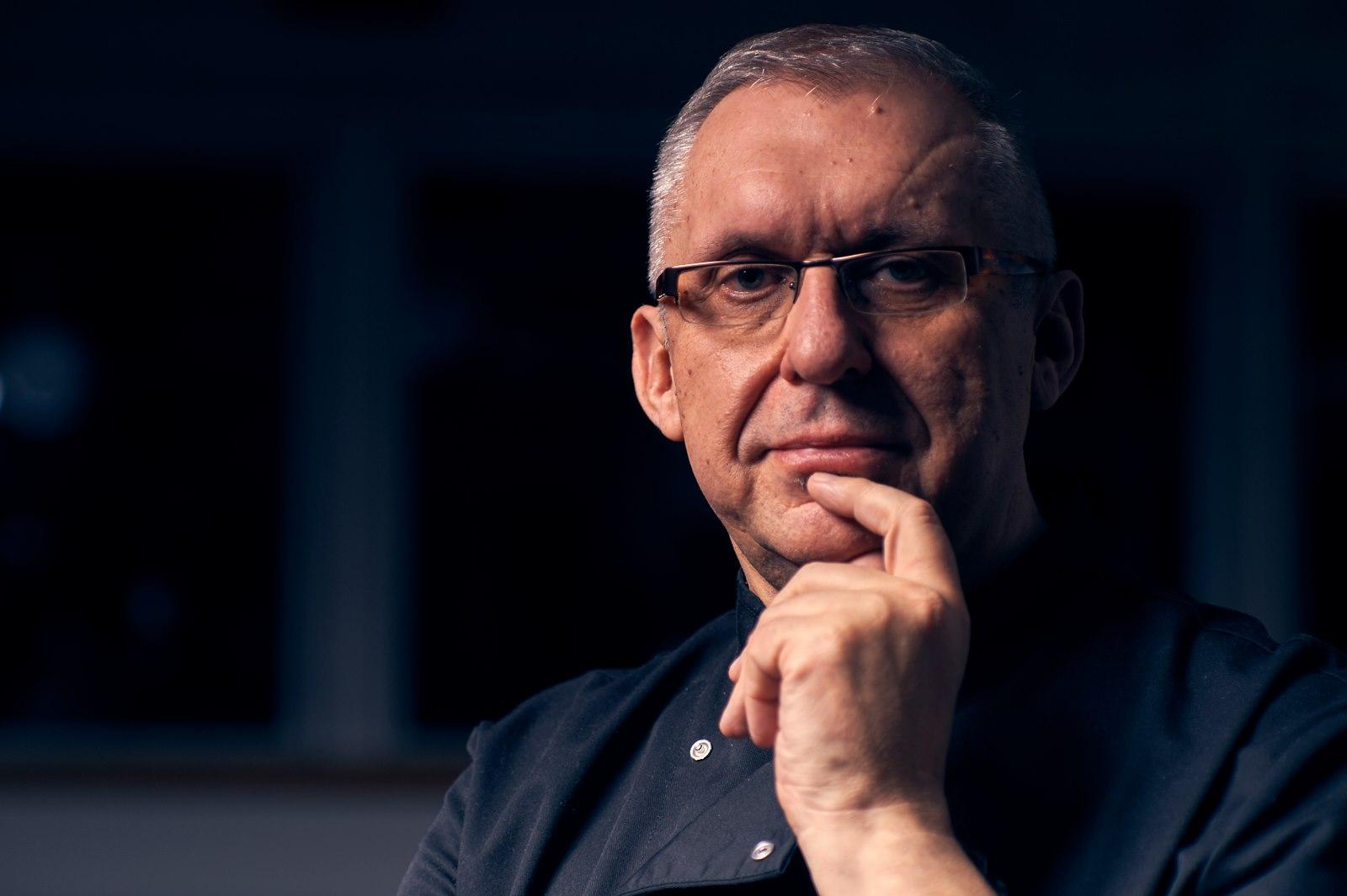 Gieno Mientkiewicz, kucharz z wykształcenia, ekspert serowy z wyboru