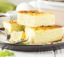 Puszysty omlet pieczony: jak z przedszkola