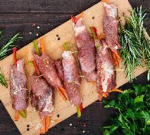 Grillowane wieprzowe roladki z warzywami: pychota z grilla lub piekarnika
