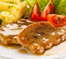 Karkówka w sosie chrzanowo-musztardowym - soczyste mięso, które rozpływa się w ustach