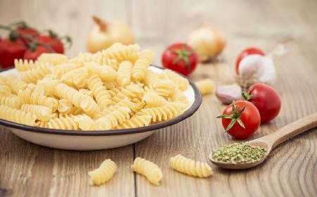 Makaron dietetyczny - przepis na danie dla niecierpliwych
