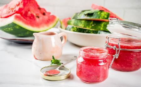 Miodek z arbuza: przepis na arbuzowy dżem