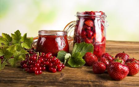 Dawny przepis na dżem truskawkowy: tradycyjny smak [WIDEO]