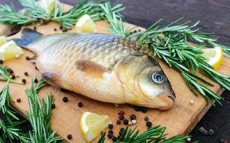 Jak udekorować karpia i inne ryby? [GALERIA+WIDEO]
