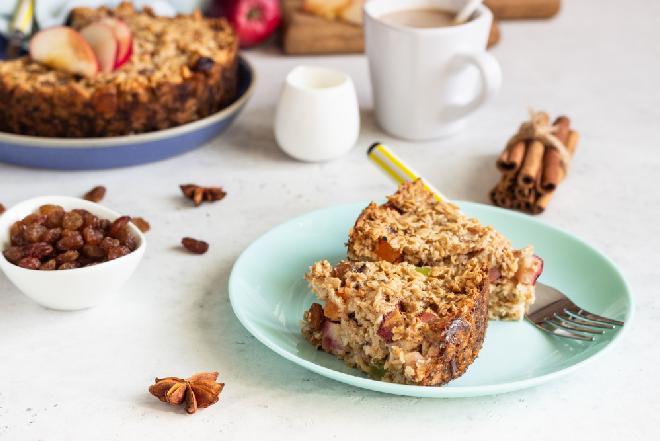 Owsianka z piekarnika: przebojowe śniadanie na ciepło robi karierę!