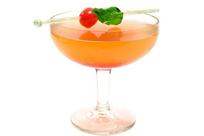 Ritz: drink na bazie szampana